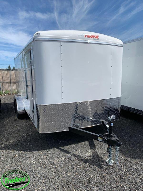 2019 Mirage Xcel 7X16 Tandem Axle Cargo Trailer