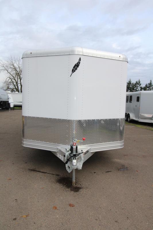 2018 Featherlite 4926 - 24' Enclosed Car Trailer- All Aluminum REDUCED $310