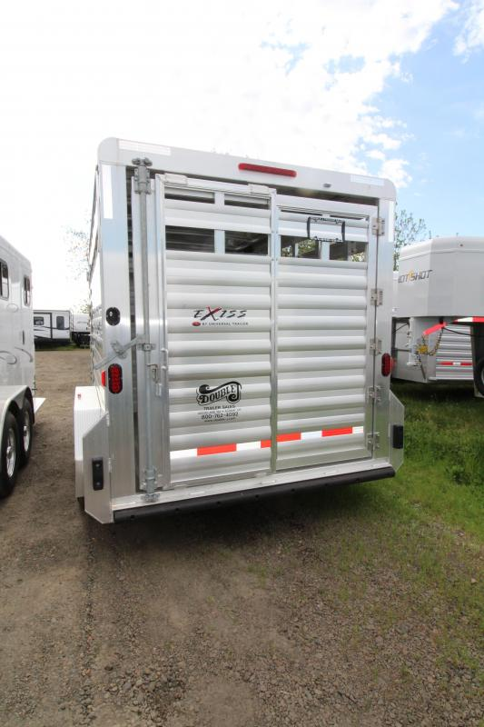 2018 Exiss Stk 713 Livestock Trailer 13 Floor Length