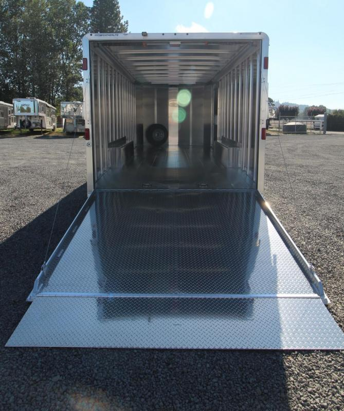 2019 Featherlite 20 Ft Enclosed Car Trailer