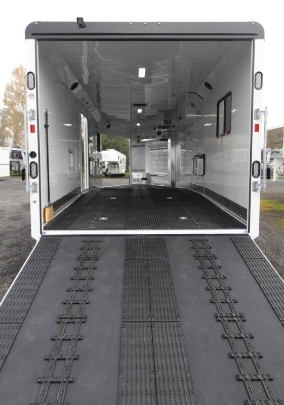 2019 Trails West 28ft RPM Burandt Edition Snowmobile Trailer PRICE REDUCED