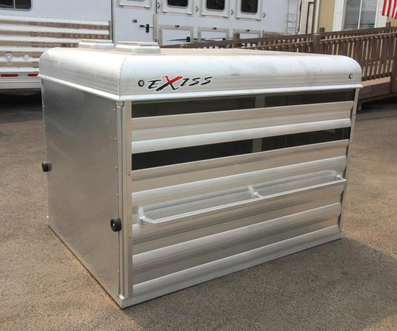 "2018 Exiss Pig- Sheep- Dog- Goat Trailer 5'6"" x 4' x 3'6"""