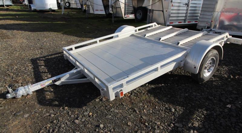 2019 Featherlite 1693 Flatbed 10ft utility Trailer in Ashburn, VA