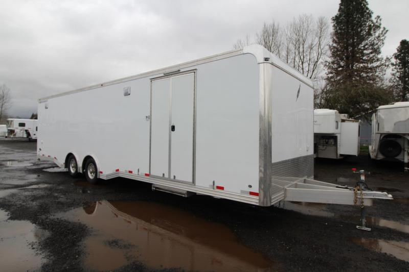 2017 Featherlite 4930 - 32 ft. Car / Racing Trailer *** LOTS OF UPGRADES ***