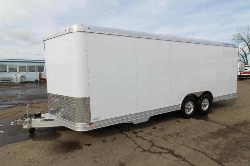 2019 Featherlite 4926 22' Car Trailer - All Aluminum - 7' Tall