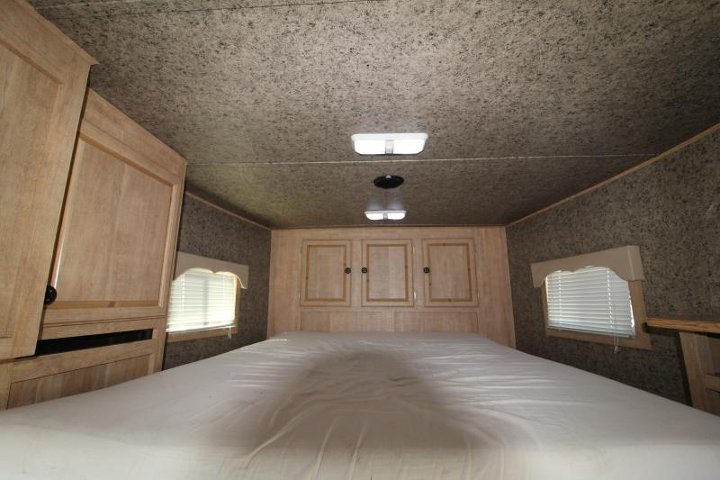 "2008 Exiss 8310 Sport 10' LQ - 8' Wide - 7'6"" Tall - 3 Horse All Aluminum Trailer - PRICE REDUCED BY $600"