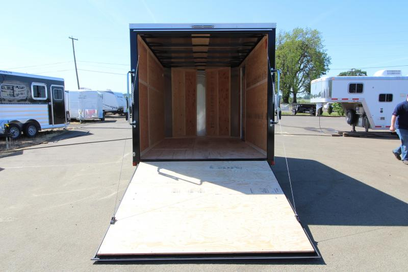 2019 Mirage Trailers Expres 7x12 Enclosed Cargo Trailer Oregon