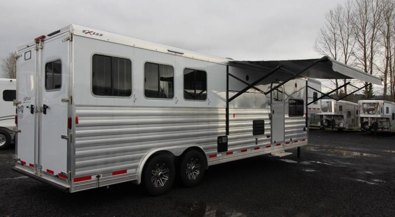 2019 Exiss endeavor 8314 slide 8' wide 14' s.w.