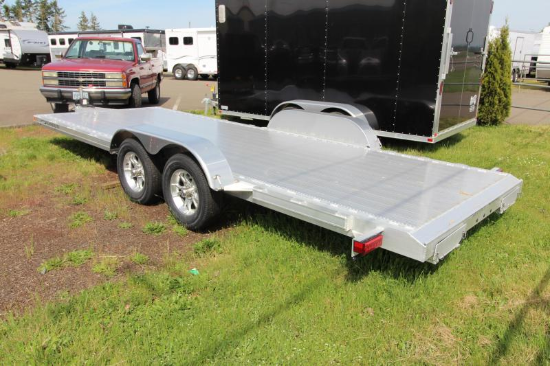 2018 Featherlite 3182 - 20 ft - All Aluminum - Car / Racing Trailer - With Ramps