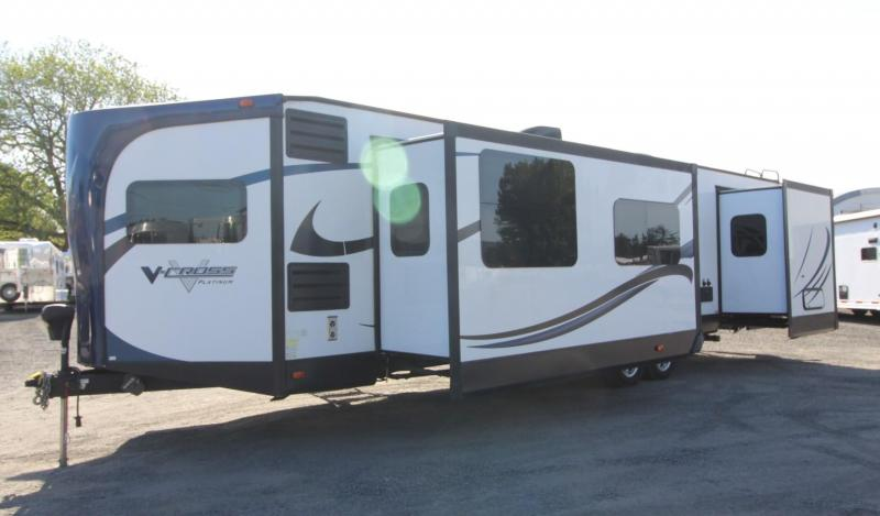 2013 Forest River Inc. V Cross Platinum 32 VFKS Travel Trailer