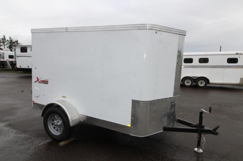 2019 Mirage Trailers Xpress 5x8 SA Utility Trailer in Ashburn, VA