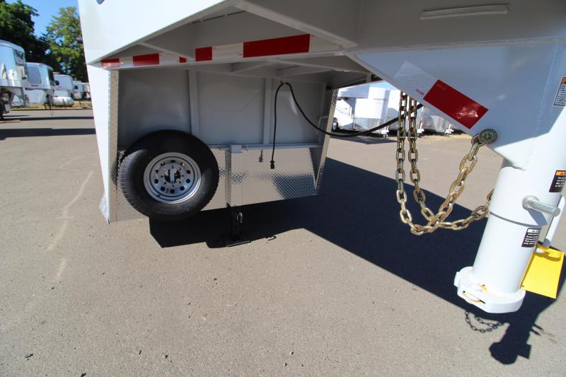 2019 Trails West HotShot 20ft - Tack room package - stock combo Trailer