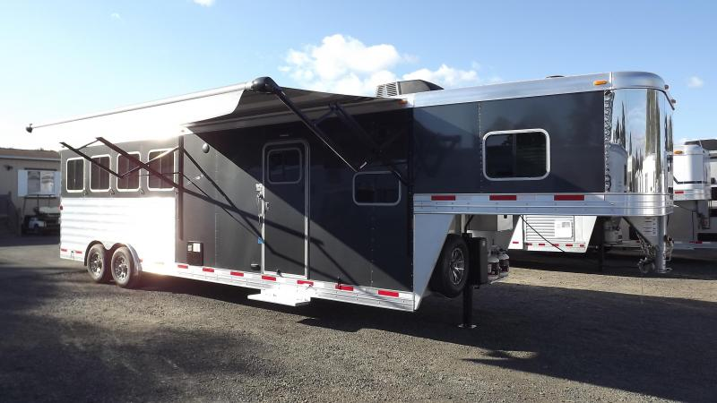 "2017 Exiss Endeavor 8410 10' Short Wall 8' Wide  7'8"" Tall. Hydrl Jack. Elec Awning. Upgraded Interior PRICE REDUCED $2450"