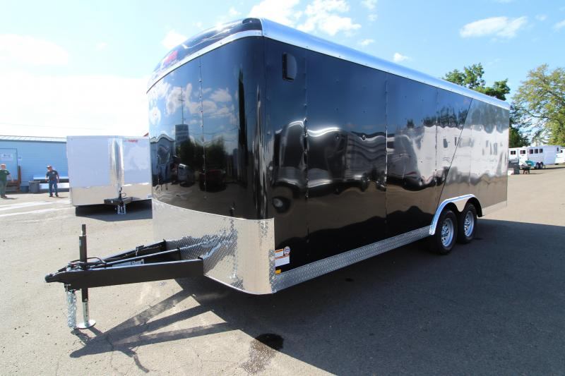 2019 Mirage Xcel - 8.5x20 Car / Racing Trailer- Car carrier package - Two tone exterior - Beavertail in Ashburn, VA