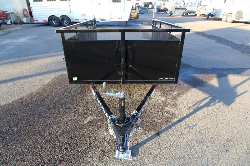 2019 Eagle Trailer Falcon Utility 5x8 Trailer