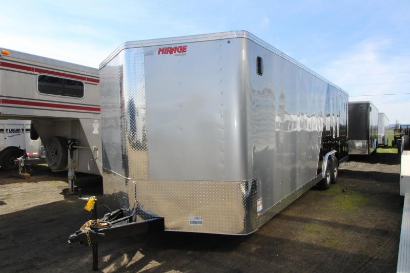 2019 Mirage Trailers X-Press 8.5 x 24 Enclosed Cargo Trailer