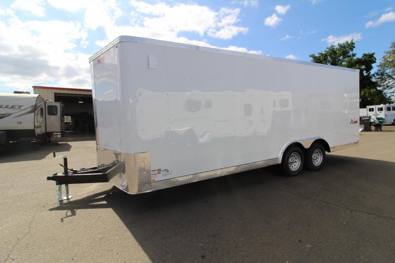 2019 Mirage Trailers Xpres 8.5x22 Car / Racing Trailer