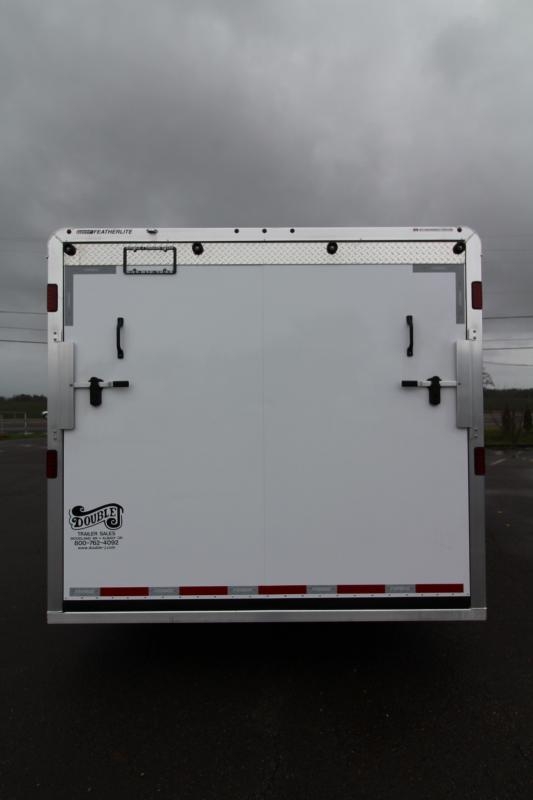 2019 Featherlite 4928 Enclosed Car Racing Trailer 24