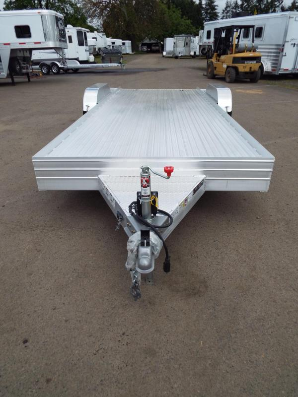 Featherlite 3110 20' Car Hauler - Tandem Axle - Removable Fenders - SOLD OUT MORE ON ORDER