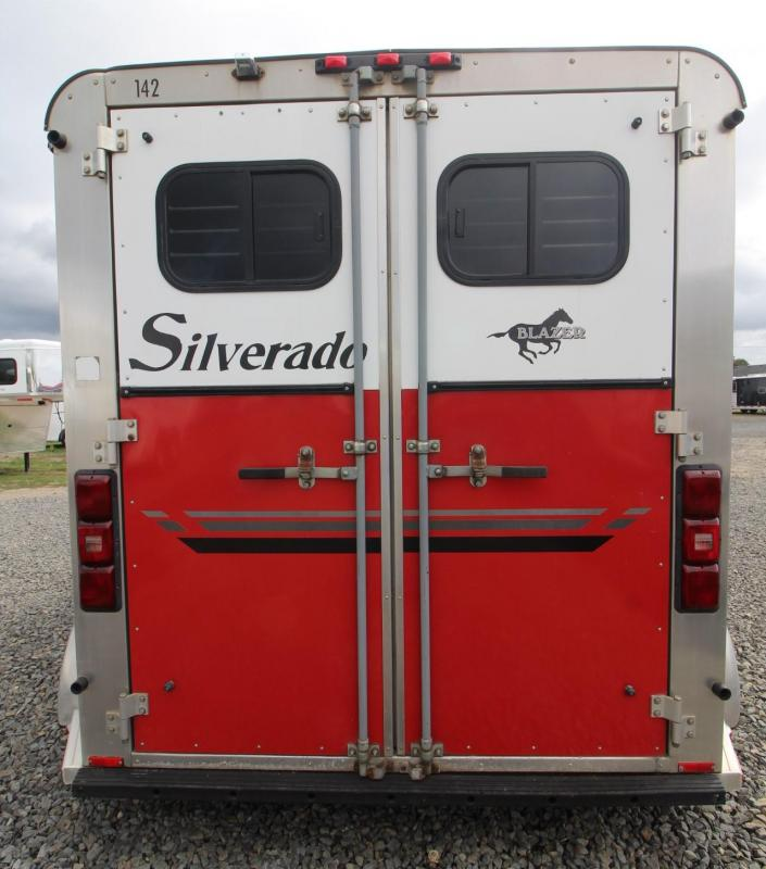 2001 Silverado Blazer 2 Horse Trailer *Price Reduced*