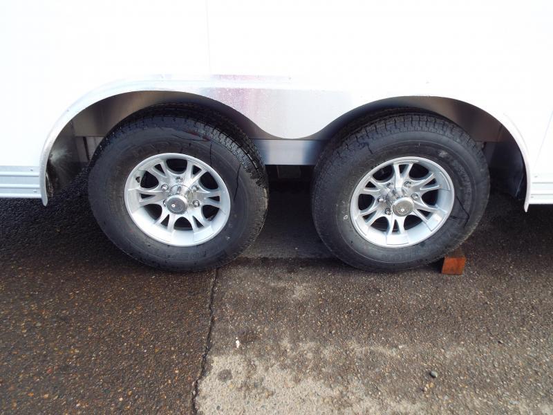 "2018 Featherlite 1620 20 ft Long Car Hauler 8'6"" Wide - All Aluminum - Car / Racing Trailer REDUCED $200"