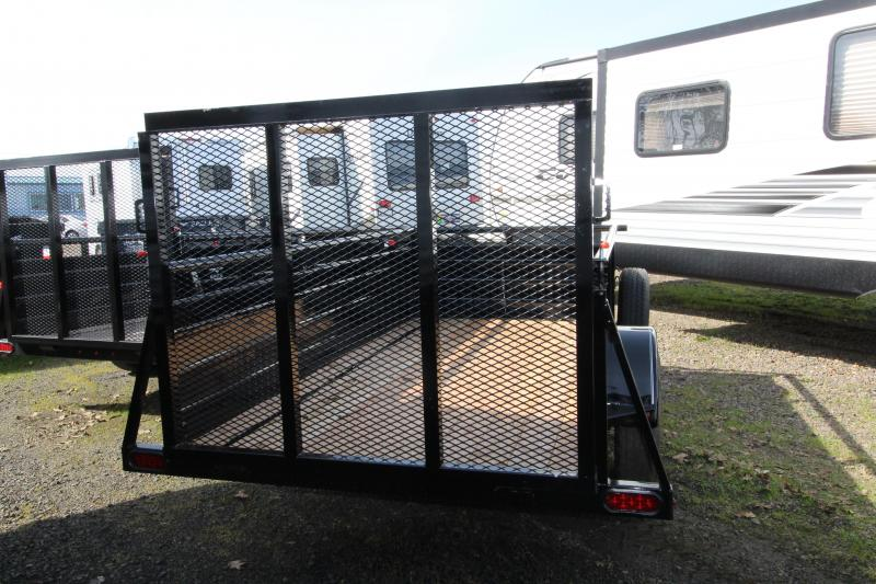 2019 Eagle Trailer 5 x 10 Ultra Classic with Deluxe Package Utility Trailer