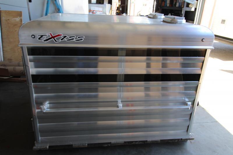 "2018 Exiss Trailers Stock Box 6x4x3'6"" Truck Box"