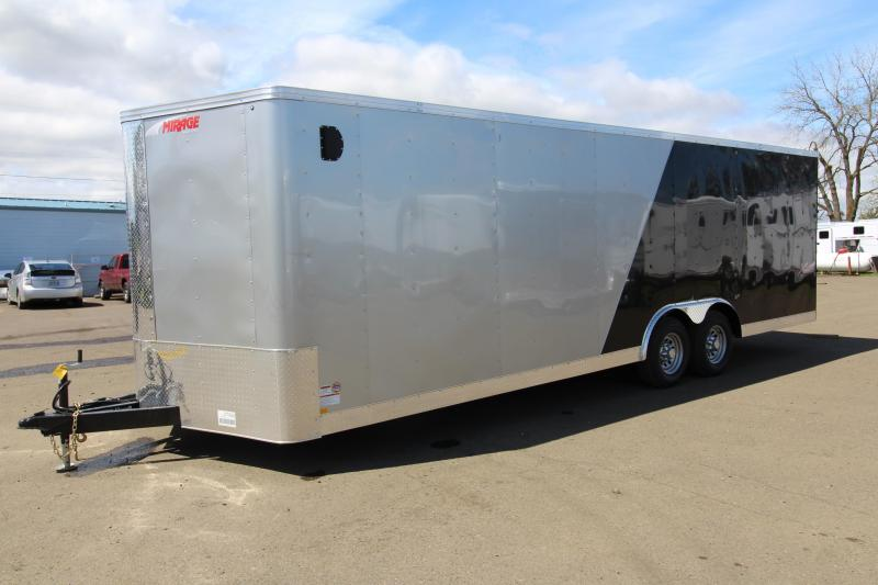 2019 Mirage Trailers Xpres 8.5x24 Enclosed Cargo Trailer