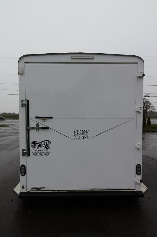 2016 Fabform Vision Deluxe 2 Horse Trailer