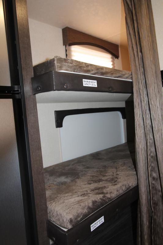 2018 Evo Travel Trailer 2550 - Arctic Package - Solar Power -  Back Up Camera Prep - Storage Plus Door - Aluminum Wheels - Silver Birch Interior Decor - PRICE REDUCED BY $2100
