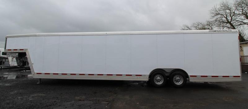 2019 Featherlite 4941 All Aluminum  - 32ft Enclosed Car / Racing Trailer Reduced $2000