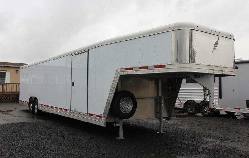 2019 Featherlite 4941 - 32ft Enclosed Car Trailer Car / Racing Trailer