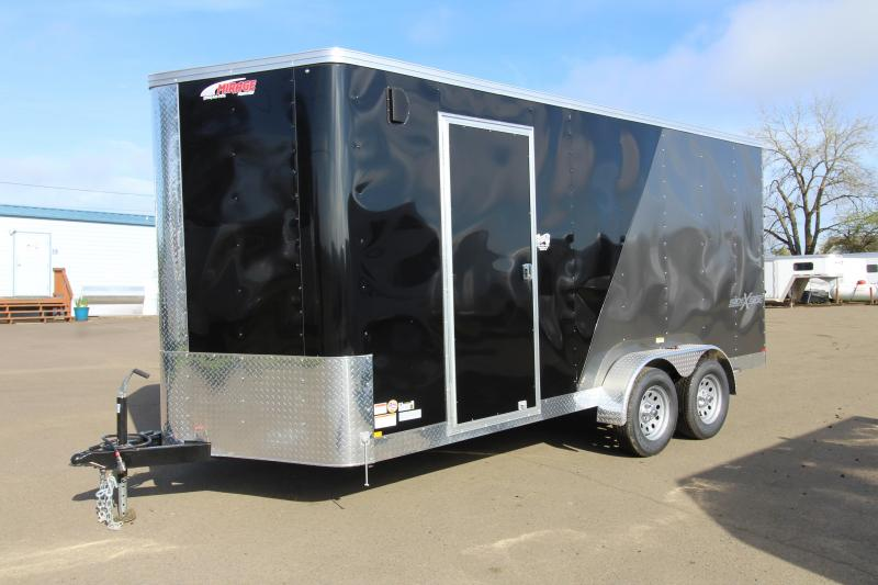 2019 Mirage Trailers XPRES Side x Side 7x16 Enclosed Cargo Trailer