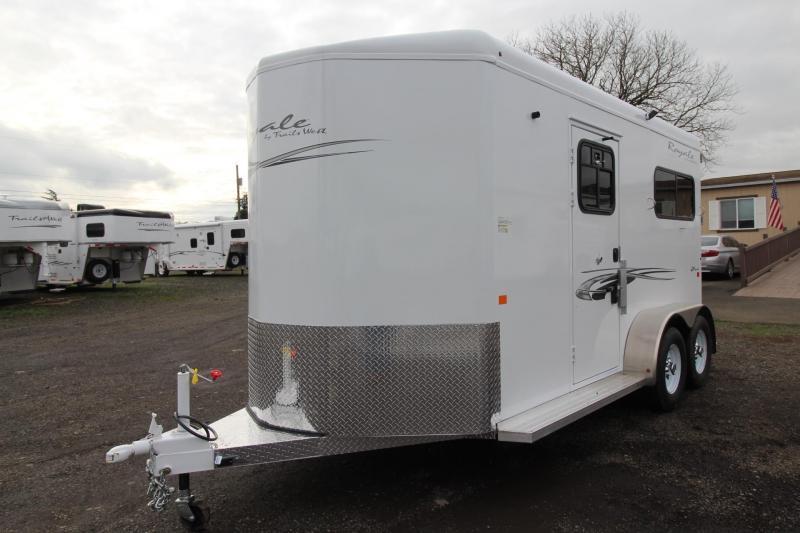 2018 Trails West Royale Plus 2 Horse Straight Load