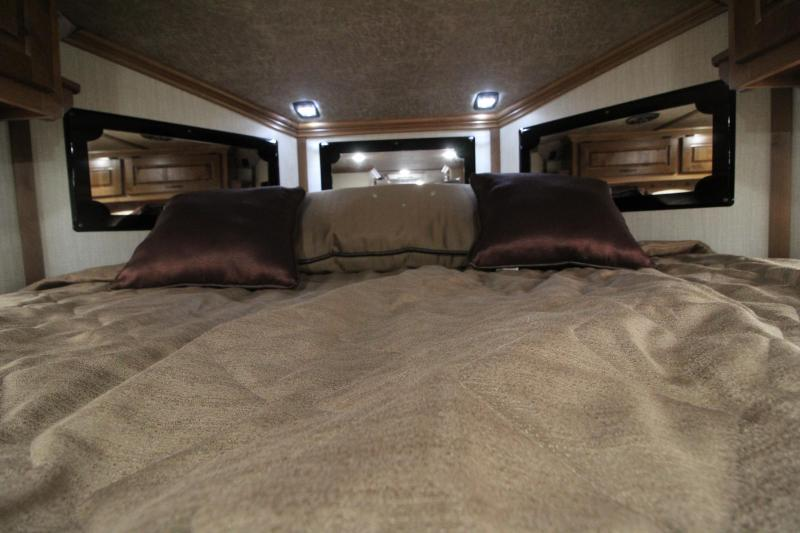2020 Trails West Sierra 10x15 Living Quarters 3 Horse Trailer - Slide Out - UPGRADED EASY CARE FLOORING -Dinette - Power Awning Upgrade - Escape Door -  Lined and Insulated Horse Area