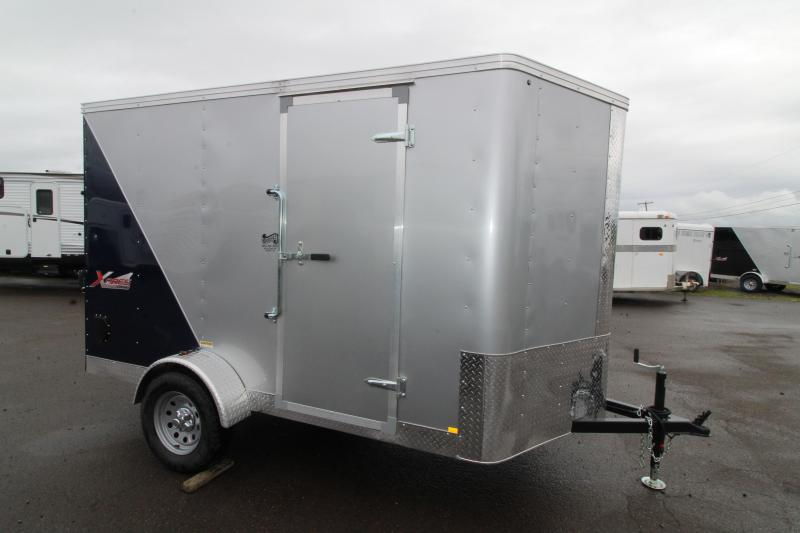 2019 Mirage Trailers Xpres 6x10 SA Utility Trailer