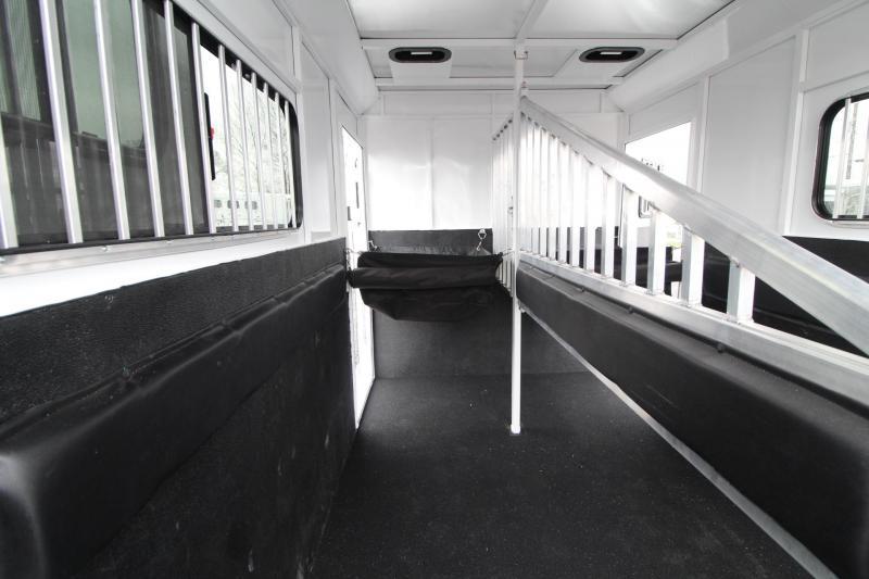 2019 Trails West Royale Plus Warmblood 2 Horse Straight Load Trailer
