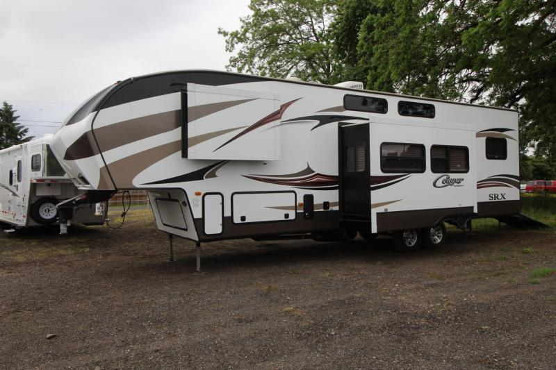 2014 Keystone RV Cougar - 326SRx Toy Hauler