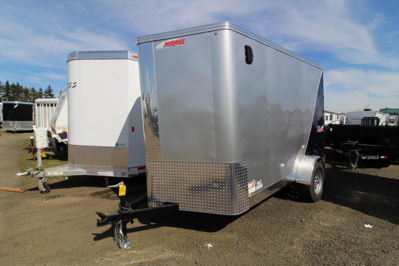 2019 Mirage Trailers X-Pres 6 x 10 Enclosed Cargo Trailer