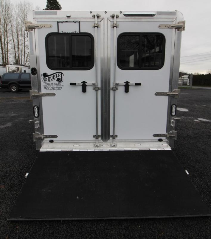 2019 Exiss Trailers STK 716A Exhibitor Livestock Trailer *Great for small Livestock*