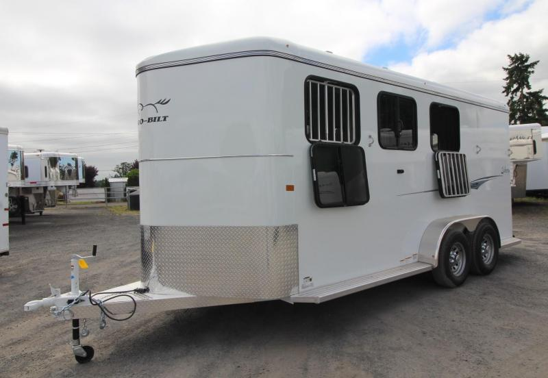 2020 Thuro-Bilt Liberty 3 Horse Trailer Extra Tall