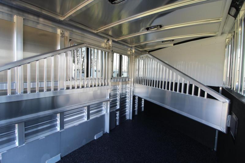 2018 Exiss Express - Polylast Flooring Upgraded Thicker Side Sheets All  Aluminum 3 Horse Trailer PRICE REDUCED $1000