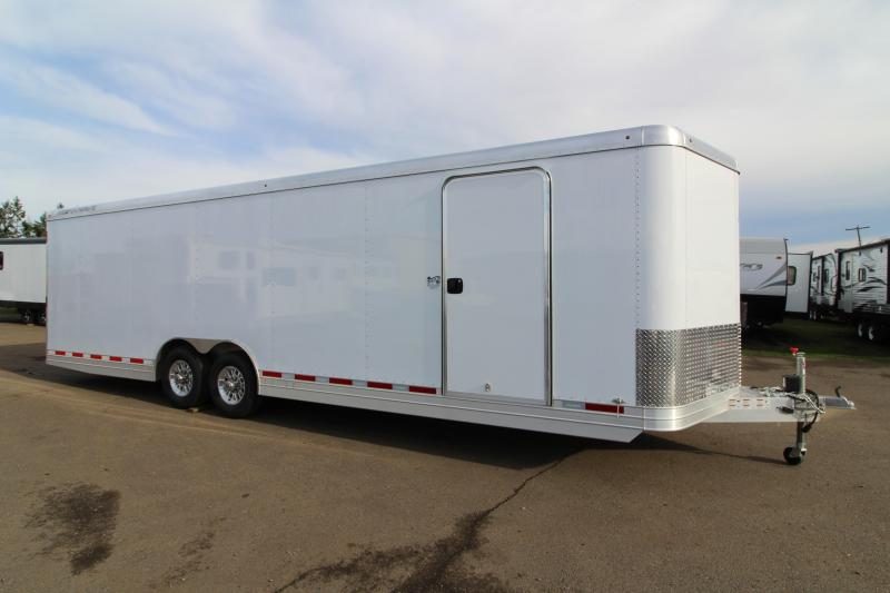 2019 Featherlite 4926 28' Car Trailer - All Aluminum