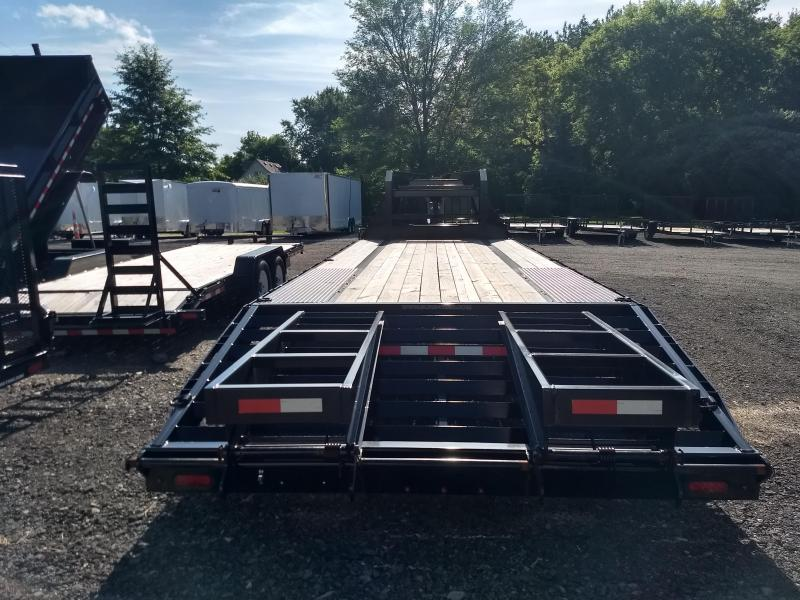 2018 Sure-Trac 8.5x20+5 Gooseneck Equipment Trailer