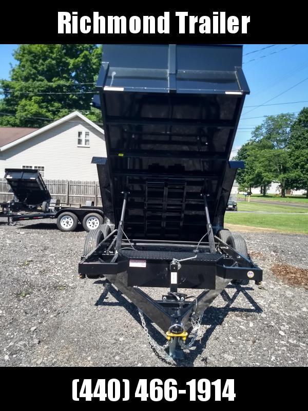 2018 Sure-Trac 7x12 HD Low Profile Base Dump Trailer