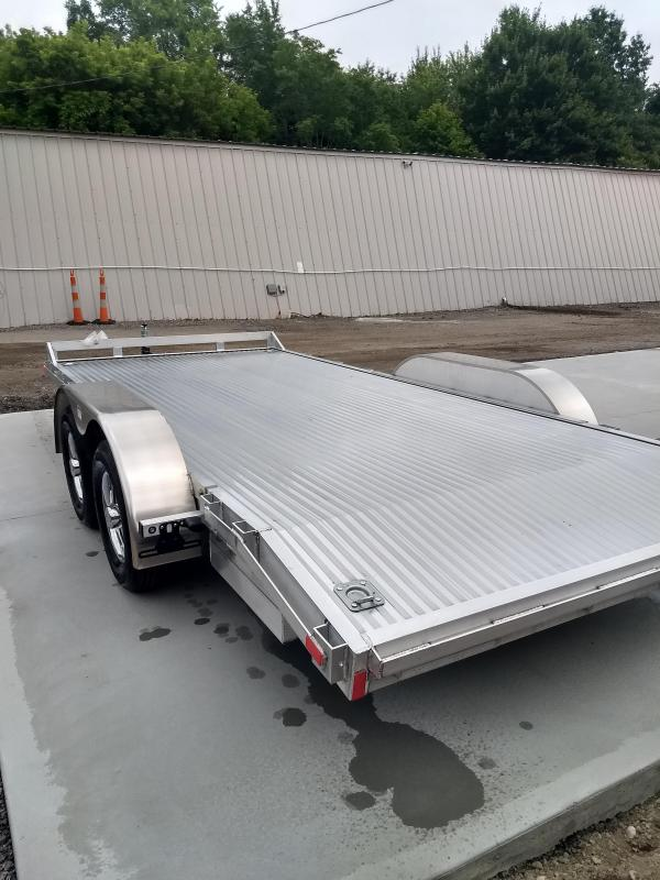2018 American Hauler Industries 8x20 Open Car / Racing Trailer
