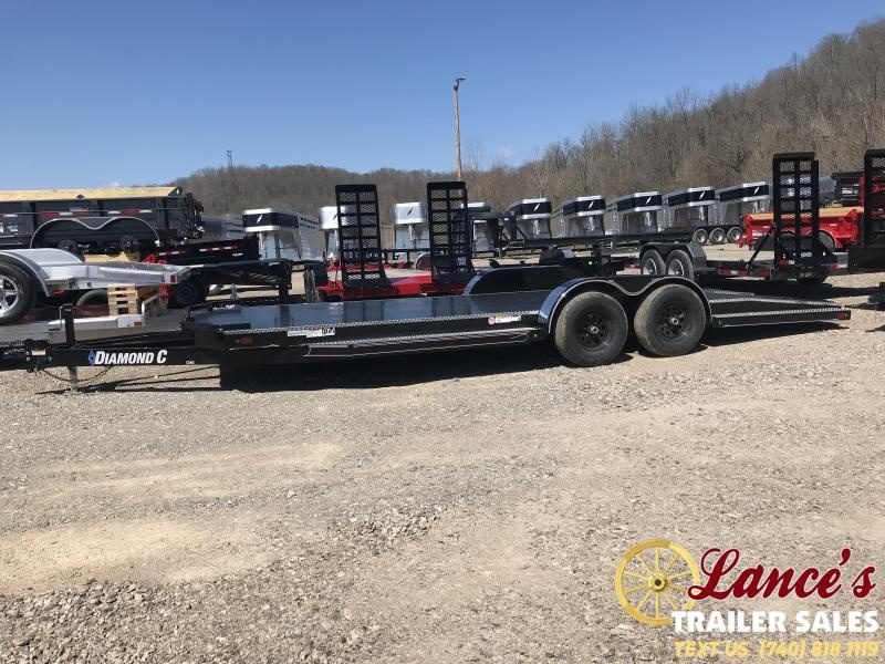 2019 Diamond C 22' Car Trailer