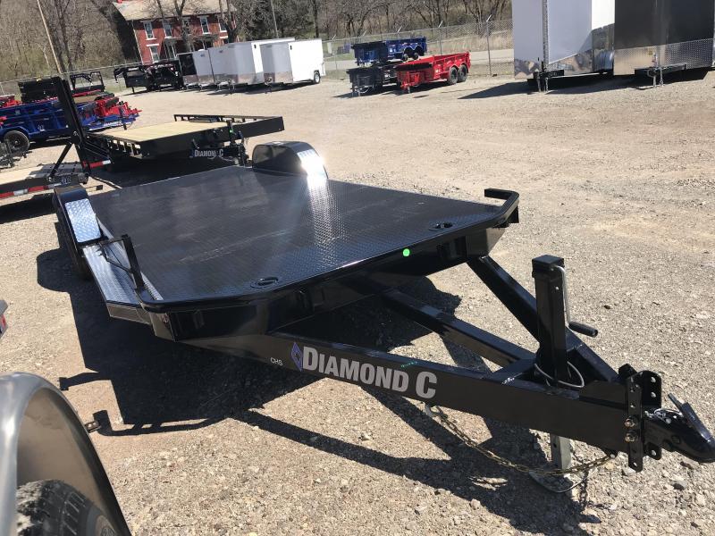 """2019 Diamond C 82""""x22' Car Hauler K1212471"""
