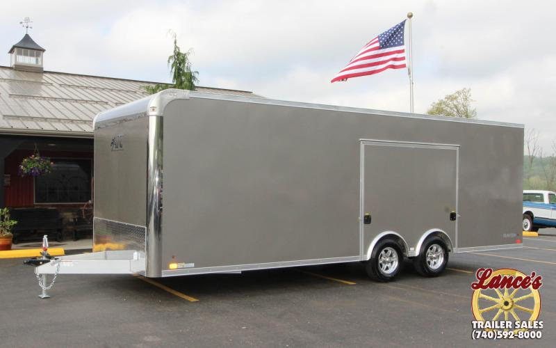 2019 ATC Raven Plus 8.5'x24' Enclosed Car Hauler KC214023