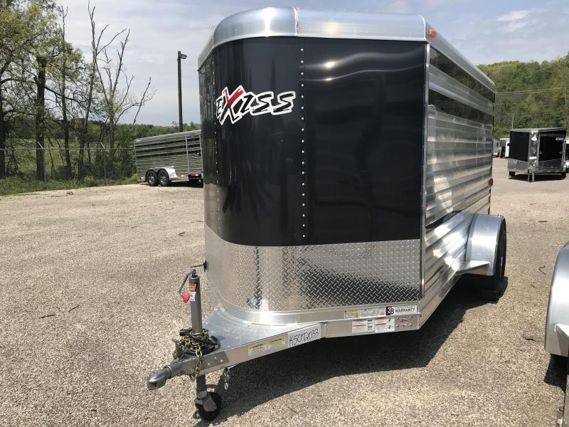 2020 Exiss Mini Exhibitor 11' Low Pro Show BumperTrailer